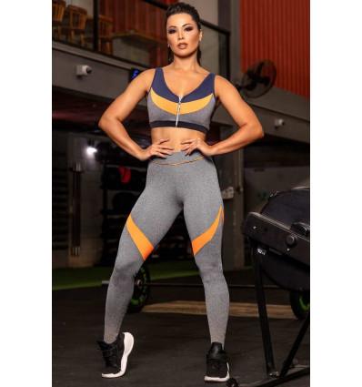 Fitness legíny Woman Power Fight Hipkini