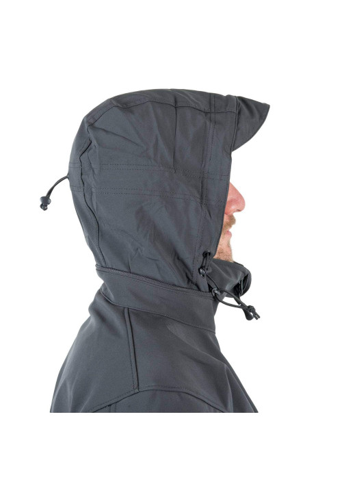Helikon-Tex® Gunfighter Windblocker Softshellová bunda čierna
