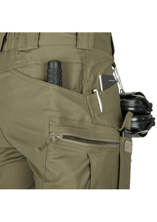 Helikon-Tex® Urban Tactical Pants UTP Polycotton nohavice Olive Green