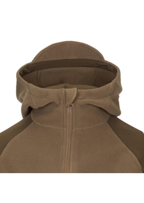 Helikon-Tex® Cumulus dámska flisová bunda Taiga Green