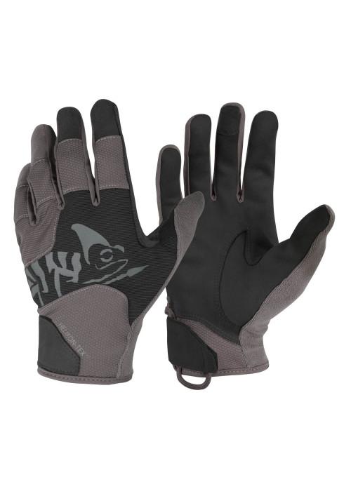 Taktické rukavice All Round Helikon-Tex® Black / Shadow Grey